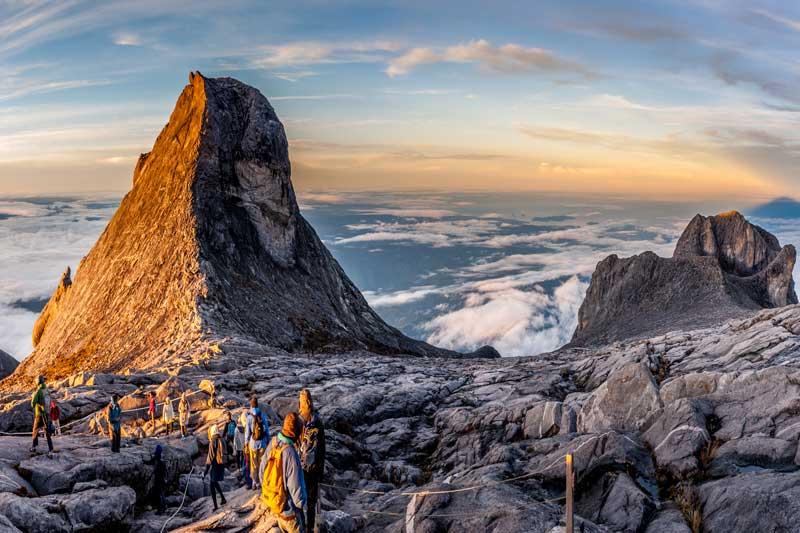 Kinabalu Mountains