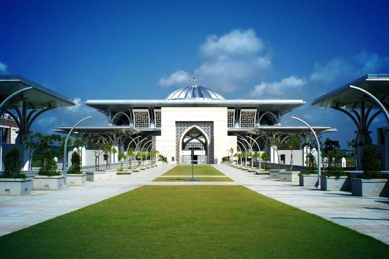Masjid Besi Putrajaya