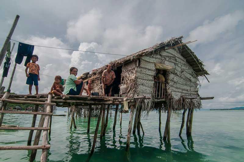 Bajau Laut House