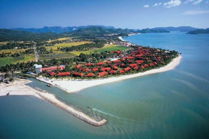 The Meritus Pelangi Beach Resort